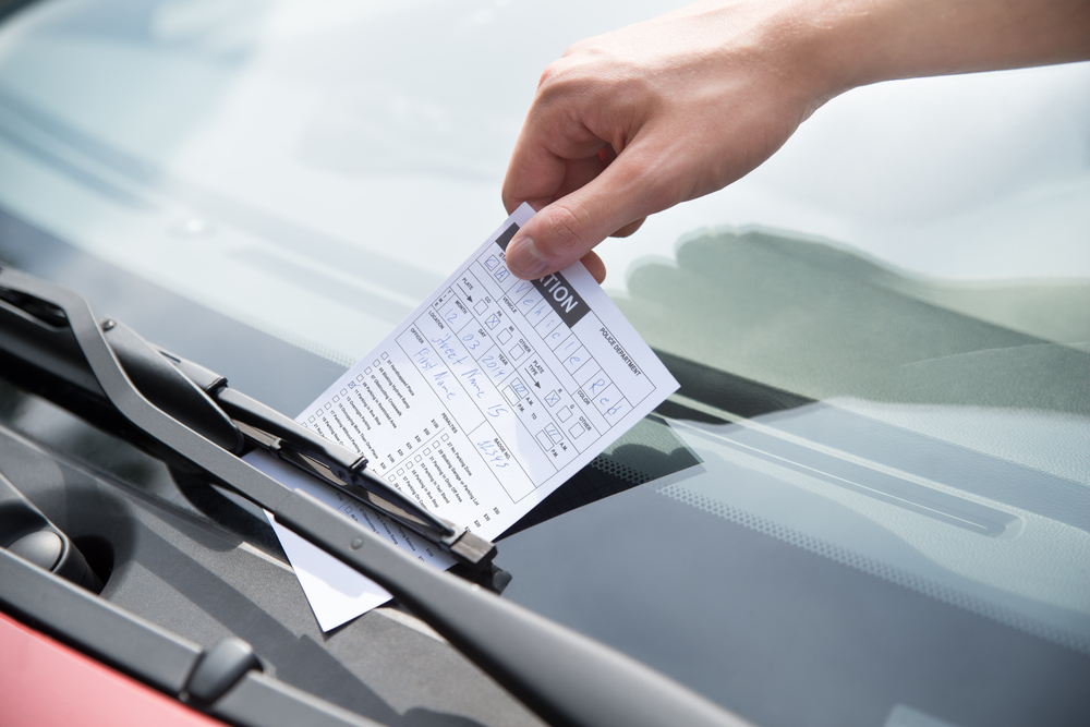 Here's What Happens When You Don't Pay a Parking Ticket
