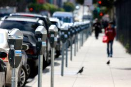 SF Parking Meters