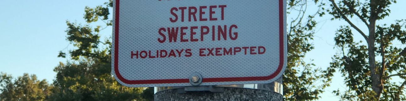 Sf Street Cleaning >> Sf Xmas Parking Map To Avoid Street Cleaning Tickets