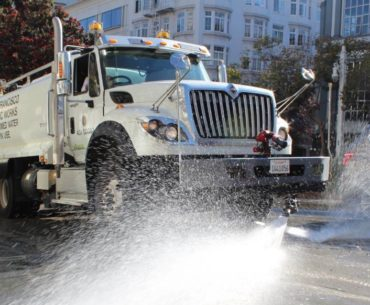 Street Cleaning SF