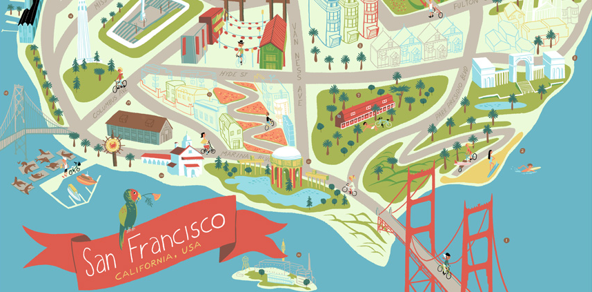 San Francisco Toyota >> Where to Park For Free Near San Francisco's Top 10 Attractions