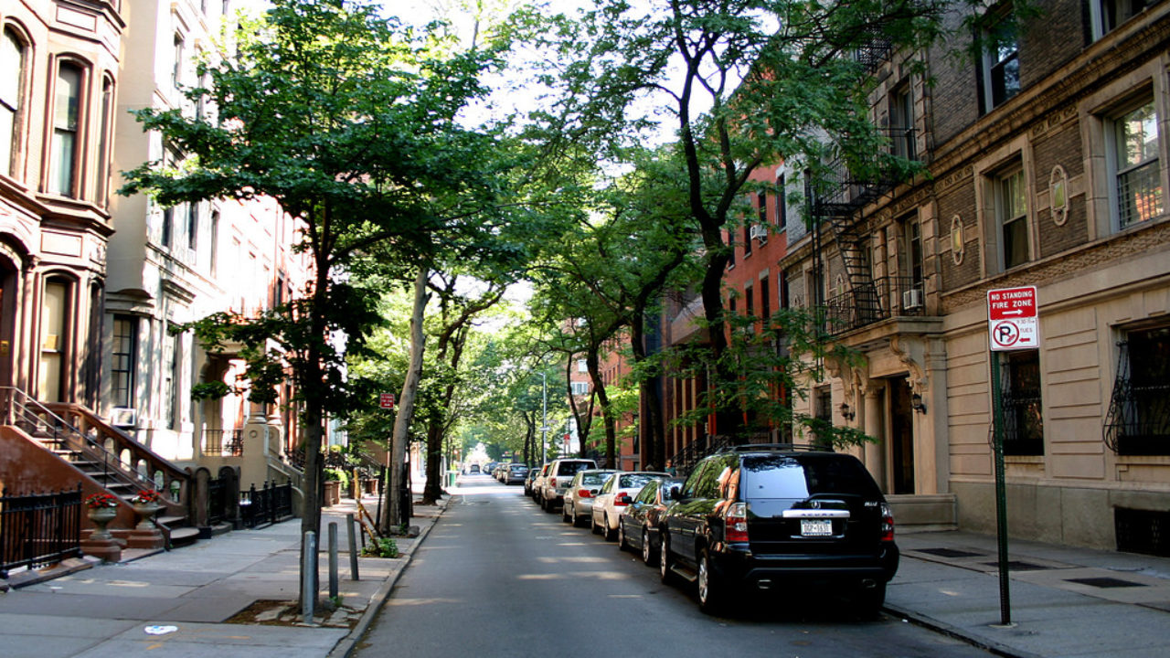 where to park for free in manhattan