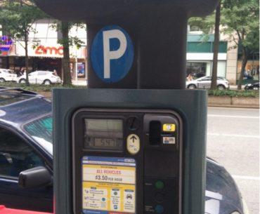 Meter Parking NYC