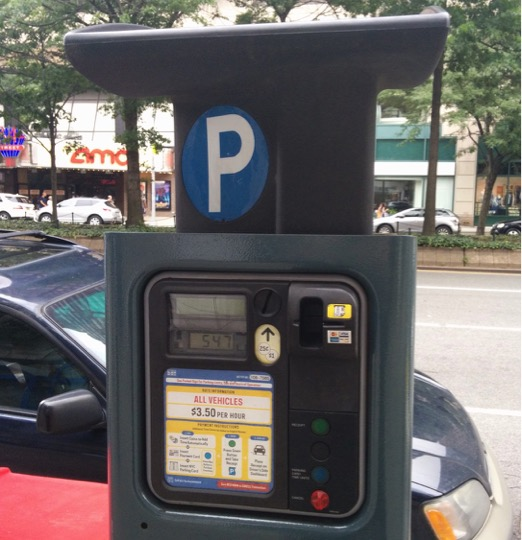 street parking in nyc map 2020 Meter Parking In Nyc Guide Map