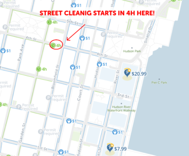 Hoboken Street Cleaning