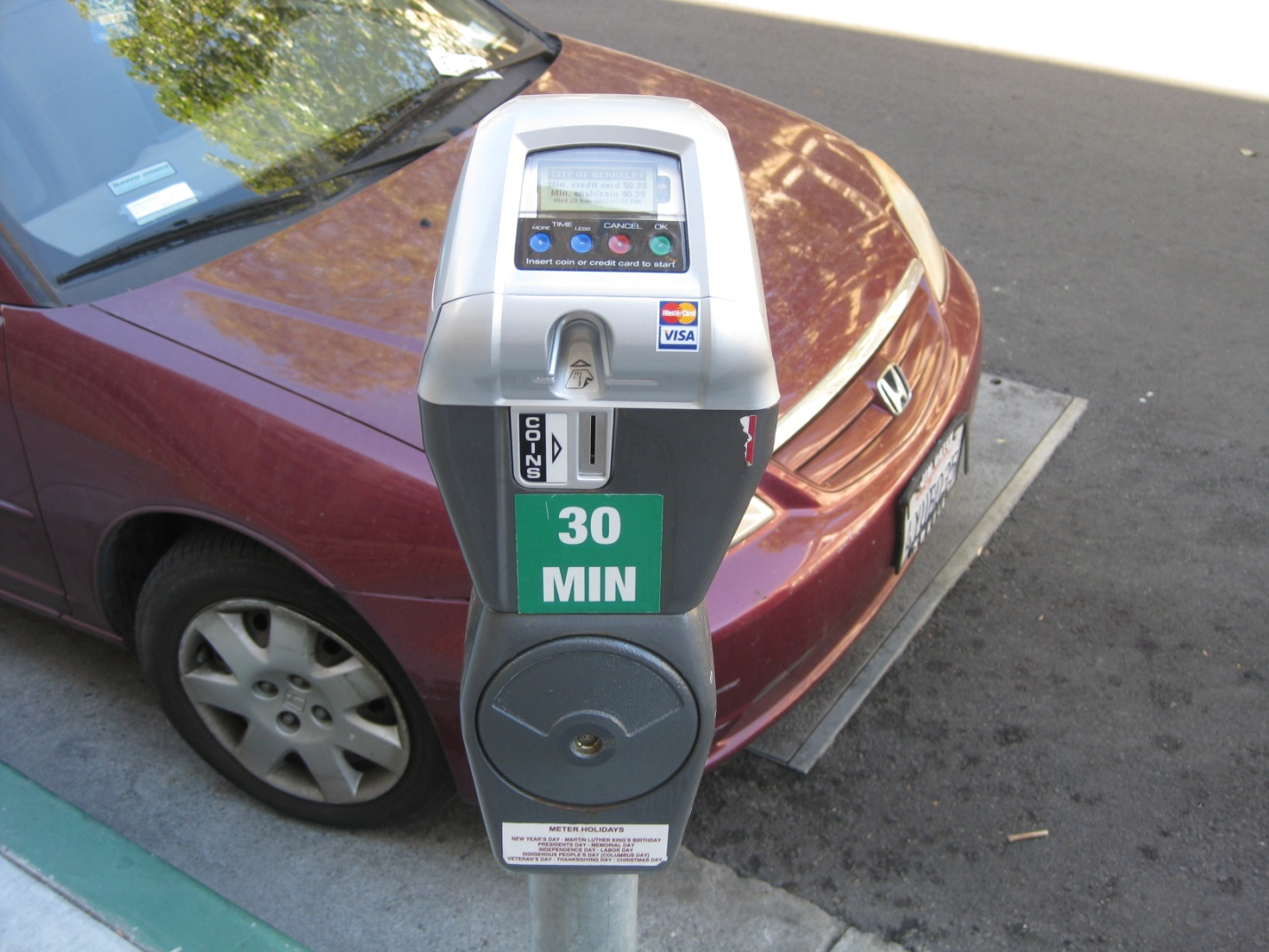 White Curb Meaning >> 2019 Berkeley Street Parking Ultimate Guide You Need