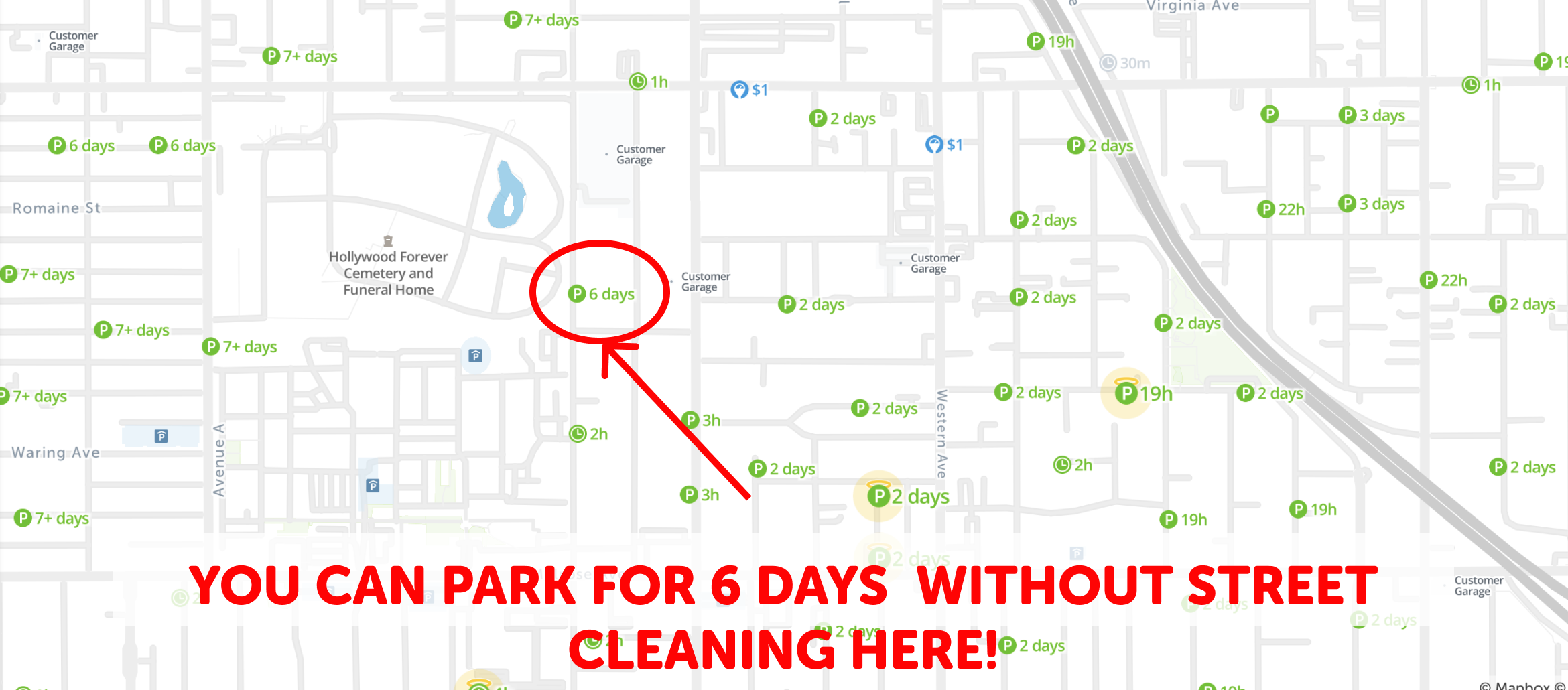 Does Street Sweeping Work On Christmas Eve 2020 2020 Los Angeles Street Sweeping Map, Schedule & Holidays!