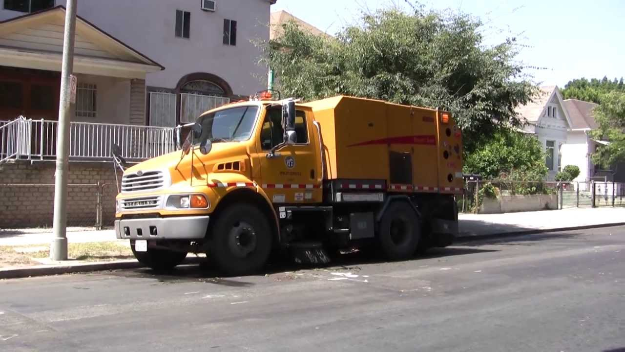 street sweeping los angeles map Street Cleaning Los Angeles Rules 2020 Map Holidays