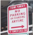 no parking sign dc spot angels