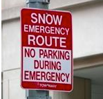 snow emergency route spot angels