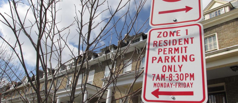 dc street parking guide spot angels