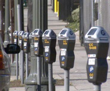 los angeles street parking meters spot angels