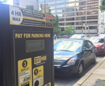 baltimore md parking guide