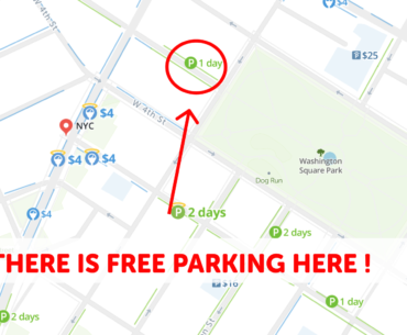 NYC Parking Map