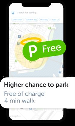 SpotAngels App Screenshot
