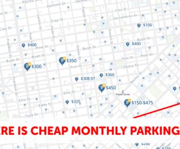 San Francisco Monthly Parking Map- SpotAngels